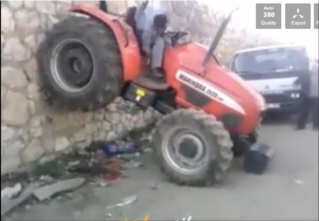 bligz tractor